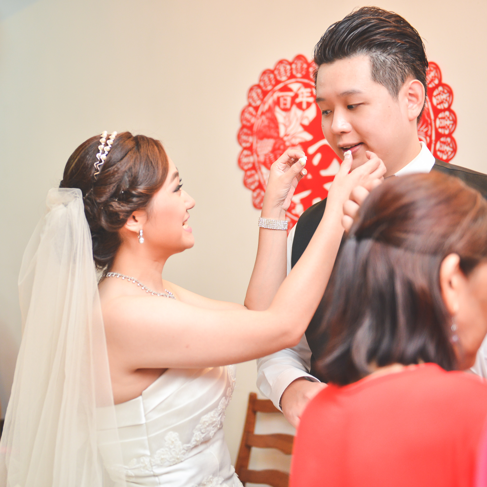 [W] Kok How & Xue Yan Wedding Actual Day – 8.11.2014