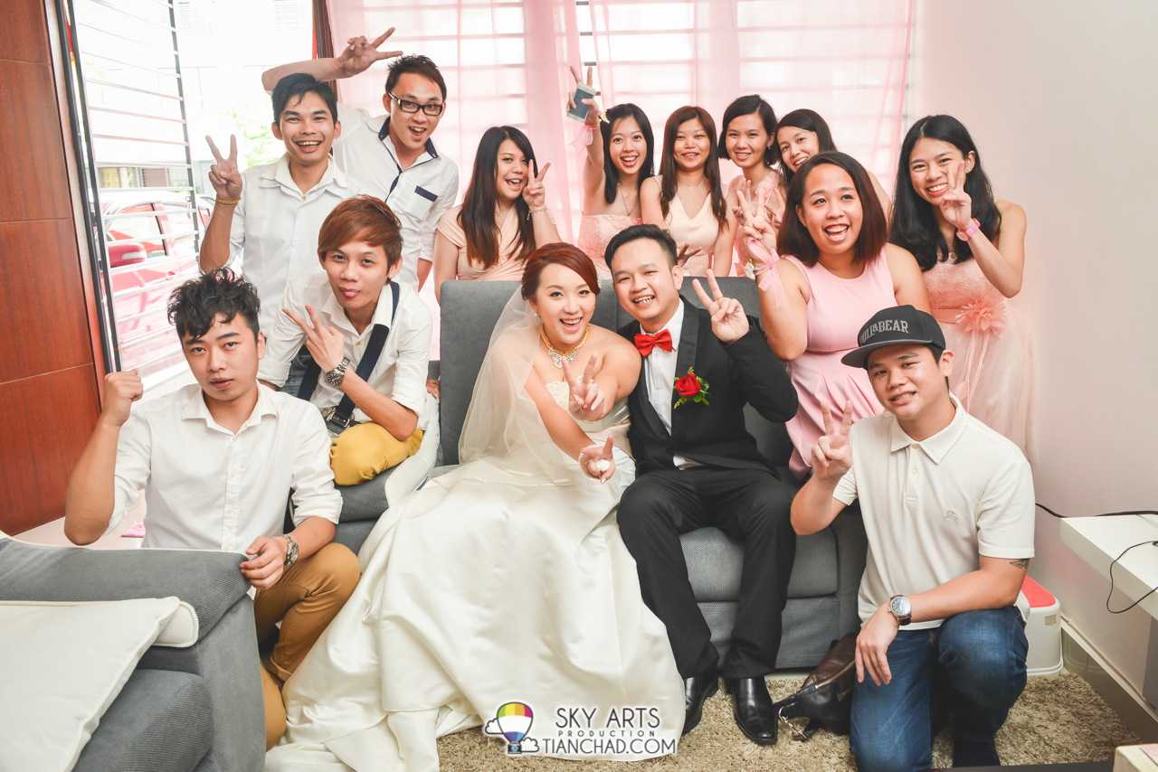 [W] Jessy & Jerry Wedding Actual Day