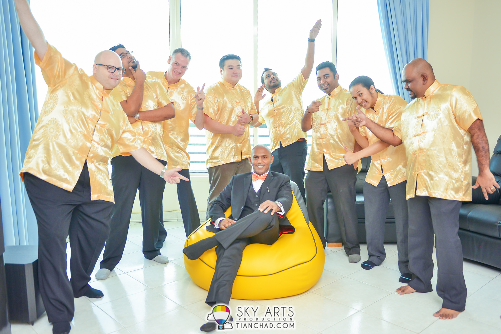 [W] Melvin & Sueann Wedding Actual Day (Penang)